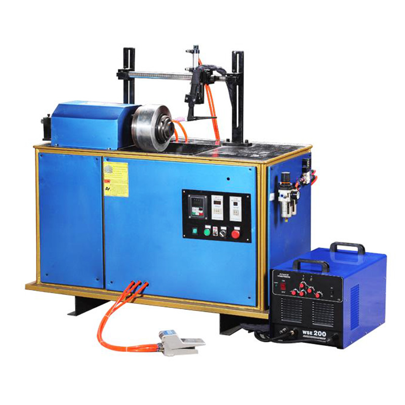 CSW Series Automatic Argon Arc (Plasma) Circular Seam Welding Machine