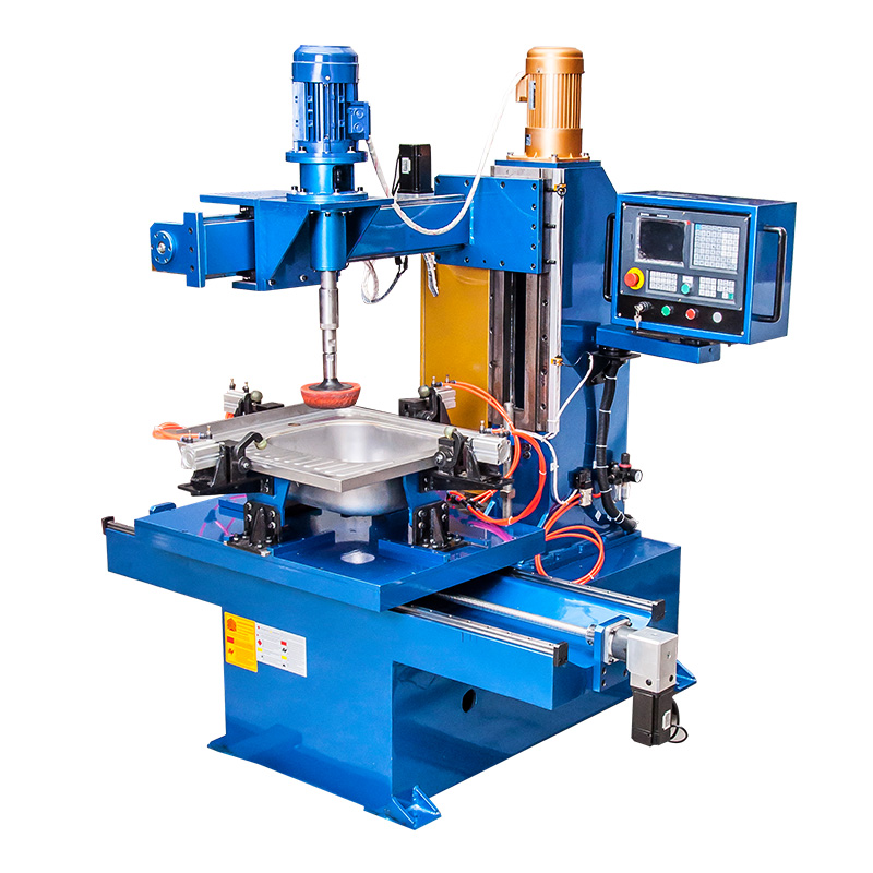 BM-50KVA Sink Bottom Polishing Machine Used for polishing the sink bottom automatically