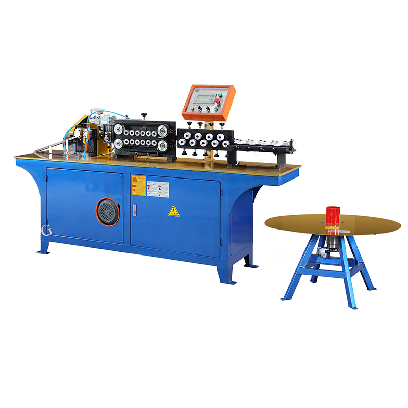 PSC Series CNC Automatic Copper Pipe & Aluminum Pipe Straightening and Cutting Machine