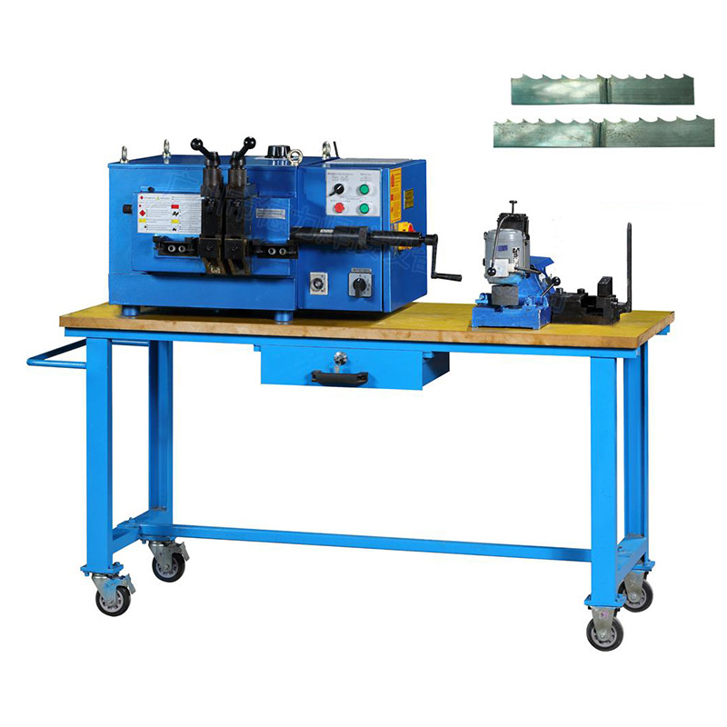 BAS-050MM Series Bandsaw Blade Butt Welding Machine