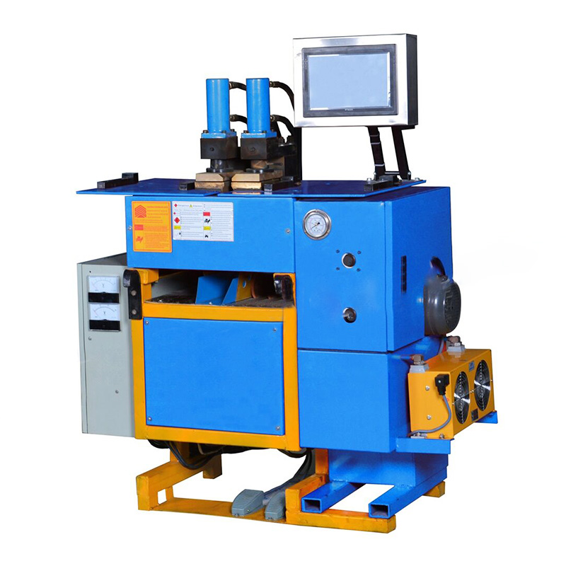 BAS-120MM Series Automatic Bandsaw Blade Flash Butt Welding Machine