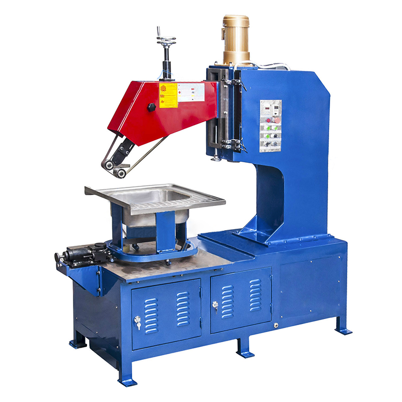 GM-60KVA Sink Edge Grinding Machine Used for polishing the sink edge after welding by FN-100KVA
