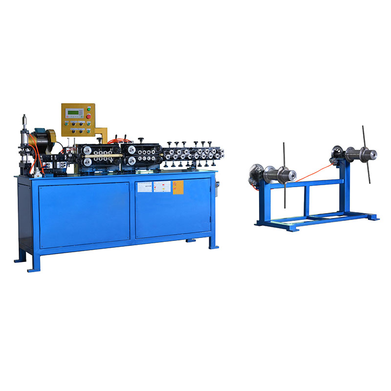 PSC Series CNC Automatic Copper or Aluminum Pipe Straightening and Cutting Machine----Double Working Stations