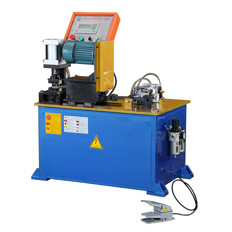 ST-EFM Series Spinning Type Automatic Pipe End Flaring Machine